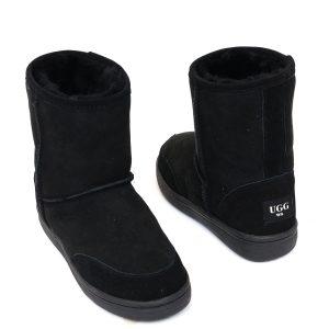 Kids Ugg Boots Black