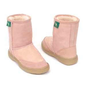 Low Ugg Boots Bowa Heavy Duty Soles Pink