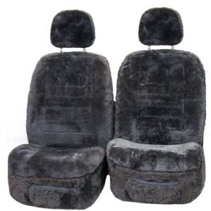 Bronze-22MM-Size-30-With-Separate-Head-Rests-5-Star-Airbag-Compatible-Graphite