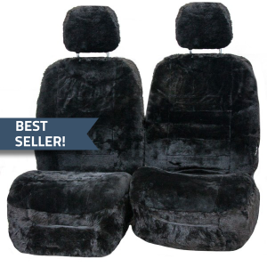 Diamond-33mm-Size-30-With-Seperate-Head-Rests-6-Star-Airbag-Compatible-Sheepskin-Seat-Covers-Gunmetal-best-seller