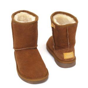 Kids Ugg Boots Chestnut