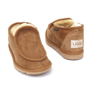 Mens Chestnut Loafers Slippers