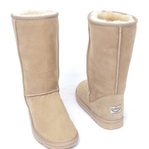 High Classic Eva Ugg Boots Chestnut