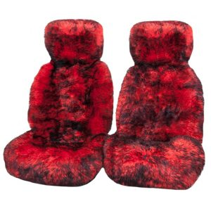 Ultra-Premium-6-Star-Long-Wool-Hooded-Seat-Covers-Red-With-Black-Tips[1]