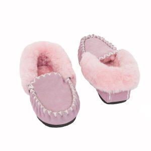 Ugg Moccasins Pink