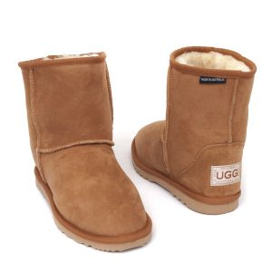 Low Ugg Boots Eva Classic Sole Electric Chestnut