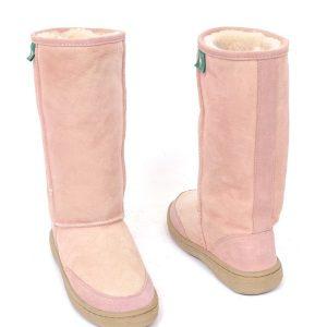 High Ugg Boots Bowa Heavy Duty Sole Pink