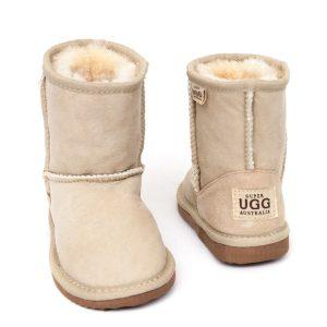 Kids Ugg Boots Beige