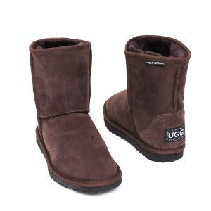 Low Ugg Boots Eva Classic Sole Brown